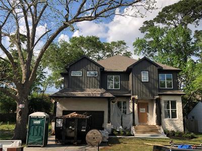 Oak Forest Single Family Home For Sale: 1910 Du Barry Lane