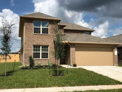 Spring Single Family Home For Sale: 2603 Gold Flake Terrace