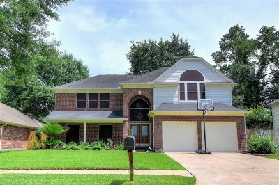 Tomball Single Family Home For Sale: 11111 Winspring Drive