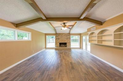 Single Family Home For Sale: 18519 Point Lookout Drive