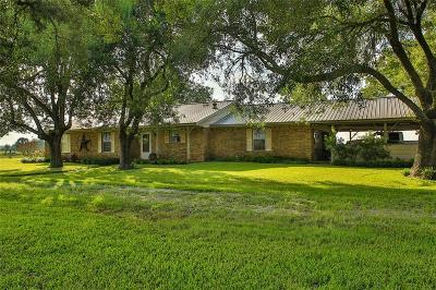 Richmond Single Family Home For Sale: 11444 Fm 361 Road