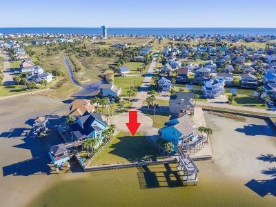 Galveston Residential Lots & Land For Sale: 3719 Laguna Drive