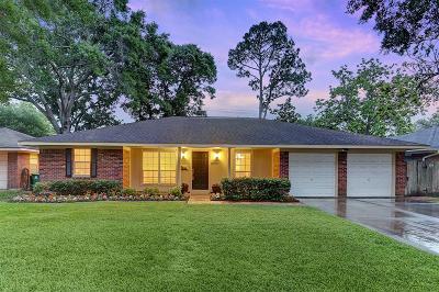 Houston Single Family Home For Sale: 5427 Stillbrooke Drive