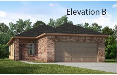 Missouri City Single Family Home For Sale: 2411 Albany Terrace