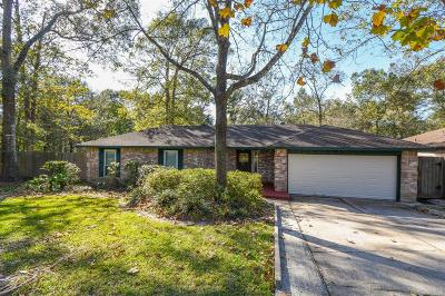 Spring Single Family Home For Sale: 25919 Timber Lakes Drive