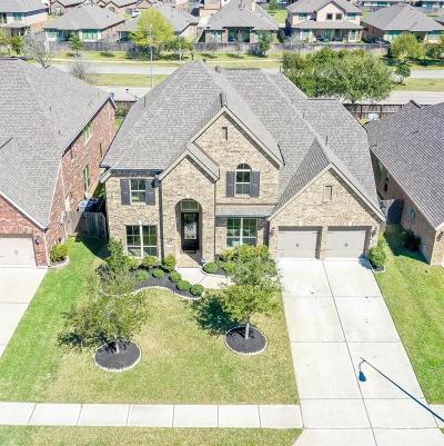 Rosenberg Single Family Home For Sale: 6522 Delta Crossing