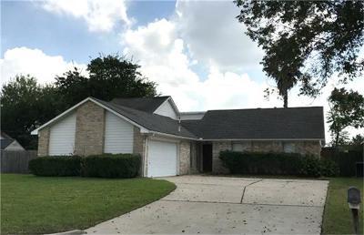 Stafford Single Family Home For Sale: 12903 Naples Lane