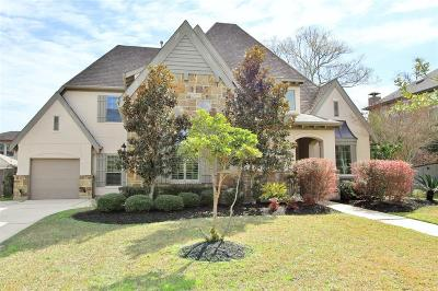 Kingwood Single Family Home For Sale: 5927 Majestic Pines Drive