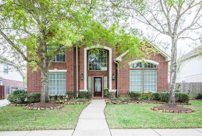 Cypress Single Family Home For Sale: 13511 Winebrook Court