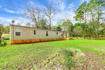 Conroe Single Family Home For Sale: 11686 Fm 1485 Road