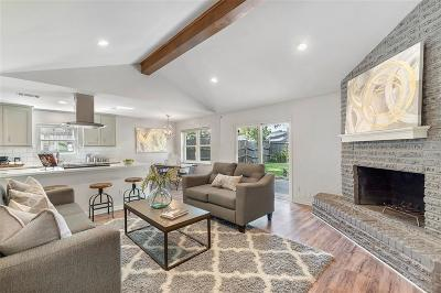 Houston Single Family Home For Sale: 8910 Grape Street