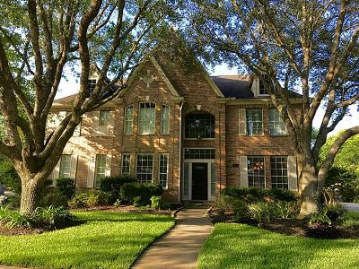 Friendswood Single Family Home For Sale: 1805 Parkview