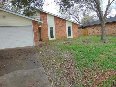 Bay City TX Single Family Home For Sale: $139,750