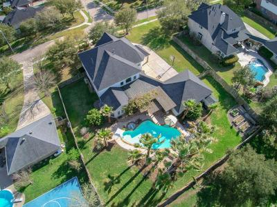 Katy Single Family Home For Sale: 22510 Country Cove