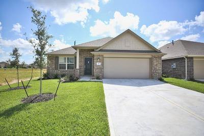 La Marque Single Family Home For Sale: 657 Forest Bend Lane