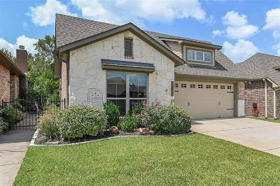 College Station Single Family Home For Sale: 1744 Twin Pond Circle