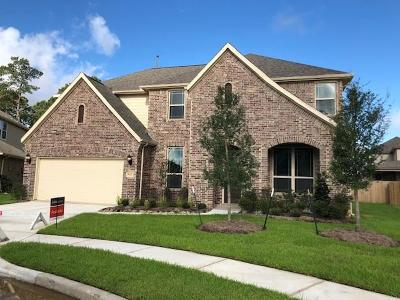 Tomball Single Family Home For Sale: 9626 Invergarry Way