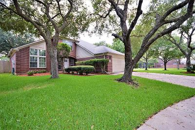 League City Single Family Home For Sale: 2101 Hollow Reef Circle