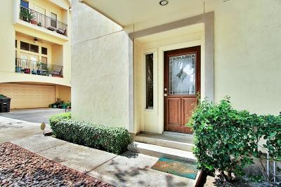 Shady Acres Condo/Townhouse For Sale: 1331 W 21st Street #A