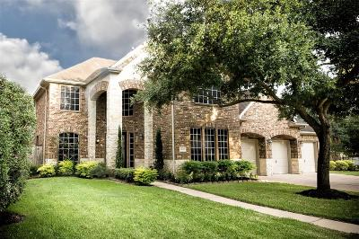 Katy TX Single Family Home For Sale: $514,900