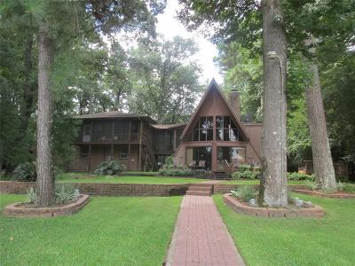 Trinity County Single Family Home For Sale: 9 Bayport