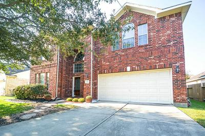 League City Single Family Home For Sale: 205 Rolling Springs Lane