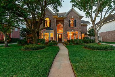 Houston Single Family Home For Sale: 17004 Preston Springs Drive