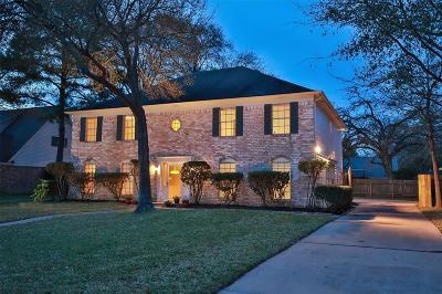 Houston Single Family Home For Sale: 8126 Fernbrook Lane