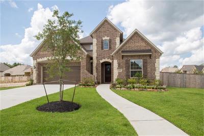 Kingwood Single Family Home For Sale: 3306 Pleasant Hollow Lane