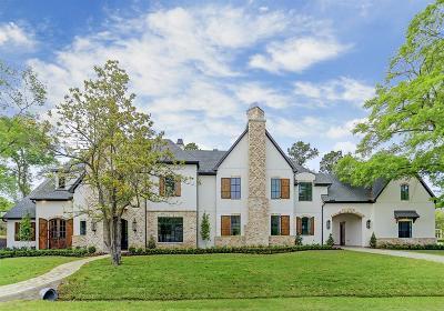 Houston Single Family Home For Sale: 12441 Pebblebrook Drive
