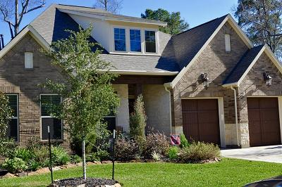 Conroe Single Family Home For Sale: 9 Dumaine Court