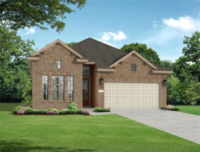 Fulshear Single Family Home For Sale: 4522 Jennings Creek