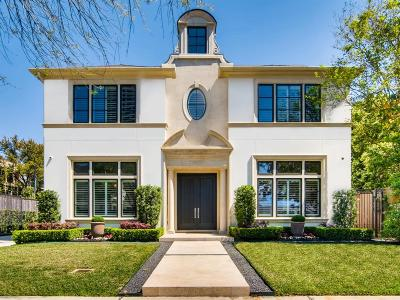 Houston Single Family Home For Sale: 2109 Dickey Place
