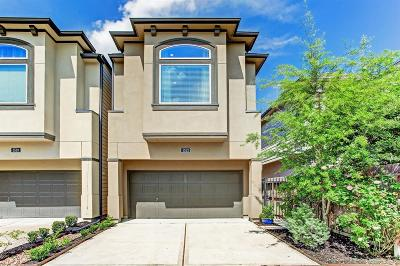 Houston Single Family Home For Sale: 1521 Nashua Street