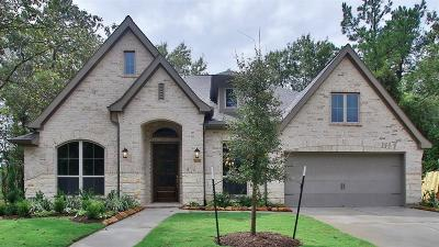 Humble TX Single Family Home For Sale: $484,900