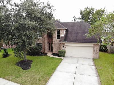 League City Single Family Home For Sale: 1087 Elizabeth Lane