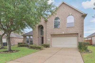 League City TX Single Family Home For Sale: $297,900