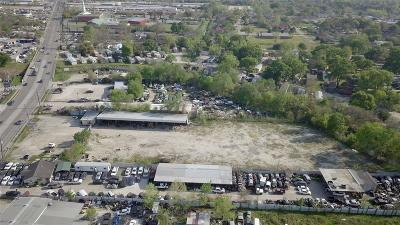 Harris County Residential Lots & Land For Sale: 9307 Airline Drive