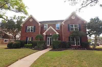 Sugar Land Single Family Home For Sale: 4019 Saint Michaels Court