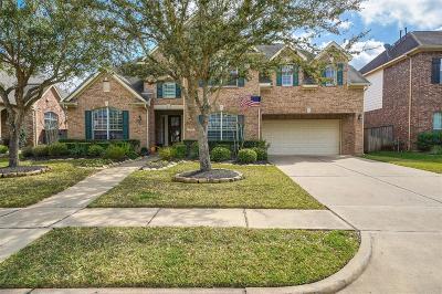Richmond Single Family Home For Sale: 8327 Phantom Mist Drive