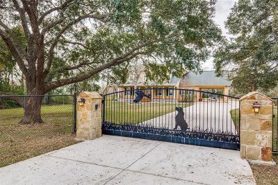 Alvin Single Family Home For Sale: 10022 County Road 941e