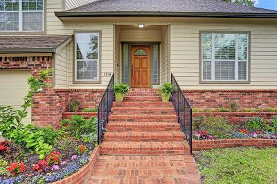 Timbergrove Manor Single Family Home For Sale: 1114 Timbergrove Lane