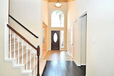 Humble Single Family Home For Sale: 7606 Trophy Place Drive