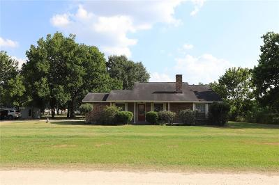 Cypress Single Family Home For Sale: 11922 Mueller Cemetary Road