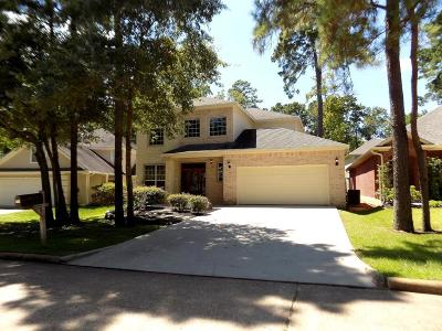 Montgomery Single Family Home For Sale: 3611 Spy Glass Hill Drive