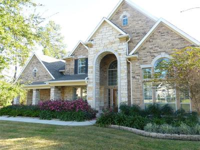 Single Family Home For Sale: 3008 Bentwater Drive
