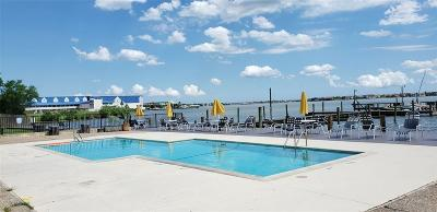 Seabrook Condo/Townhouse For Sale: 3535 Nasa Parkway Parkway #58