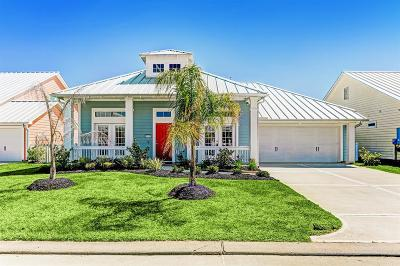 Texas City Single Family Home For Sale: 5333 Brigantine Cay Court