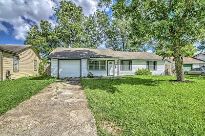 Pasadena Single Family Home For Sale: 509 Live Oak Street #1