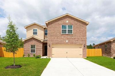 Humble Single Family Home For Sale: 10834 Spring Brook Pass Drive Drive